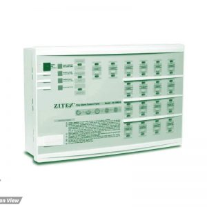 کنترل پانل اعلام حریق مدل ZX-1800-12  (کنترل پانل ۱۲ زون)