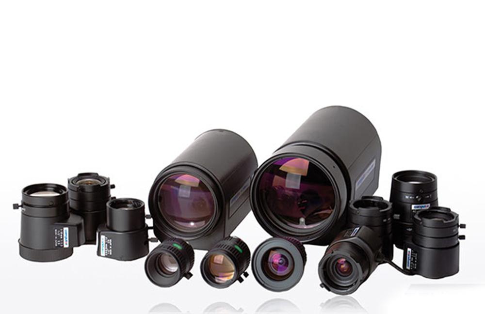 انواع لنز دوربین مداربسته